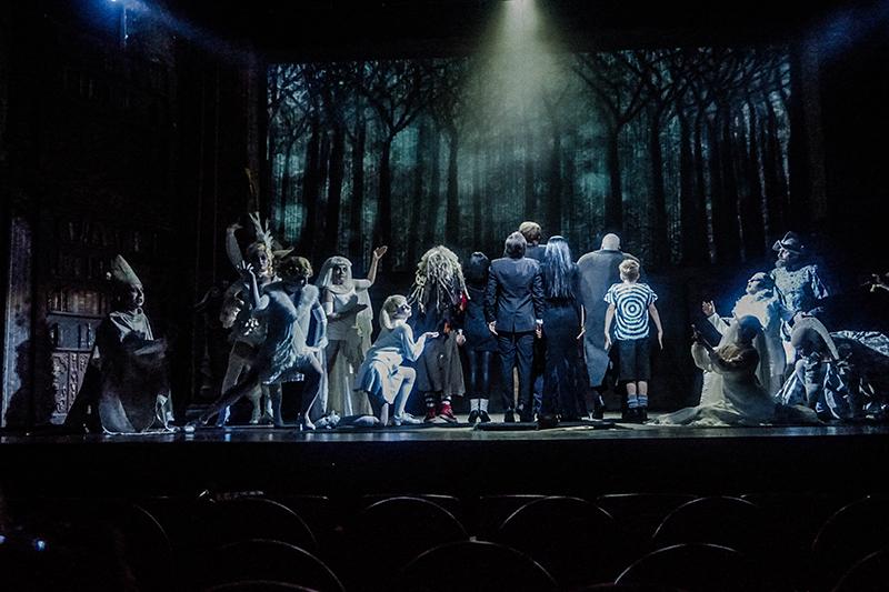 Obsada Rodziny Addamsów w Teatrze Syrena