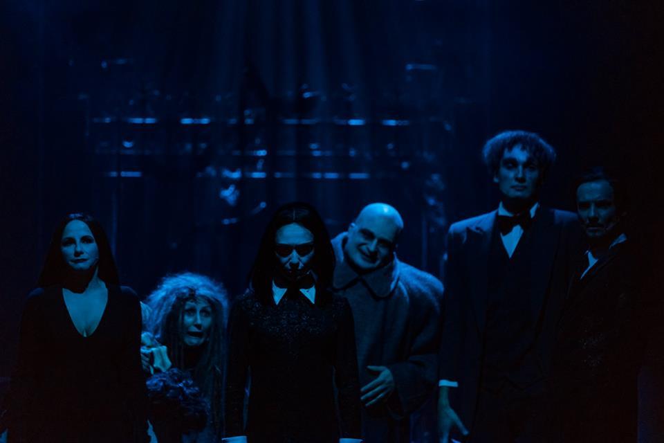 Rodzina Addamsów / Fot.Michał Kordula /Teatr Muzyczny wPoznaniu
