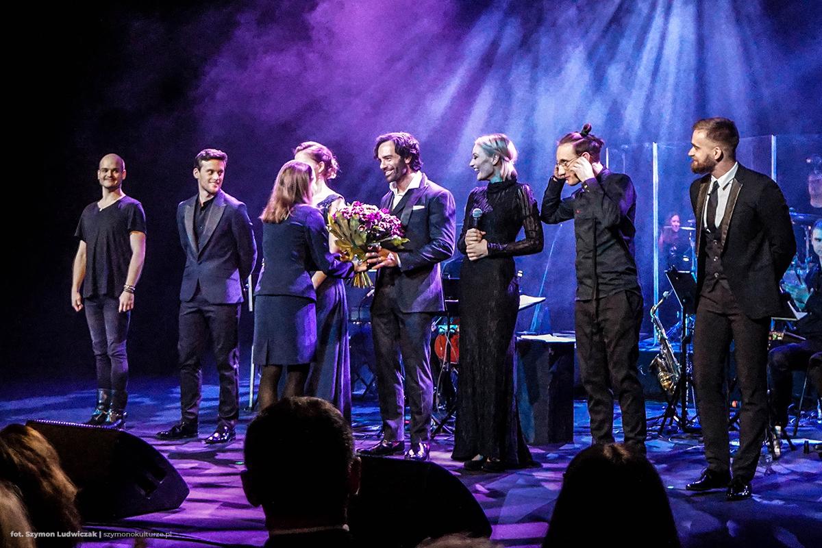 Jerzy Gmurzyński, Maciej Pawlak, Natalia Piotrowska, Ramin Karimloo, Paulina Janczak, Jan Stokłosa, Jakub Wocial | The best of Broadway