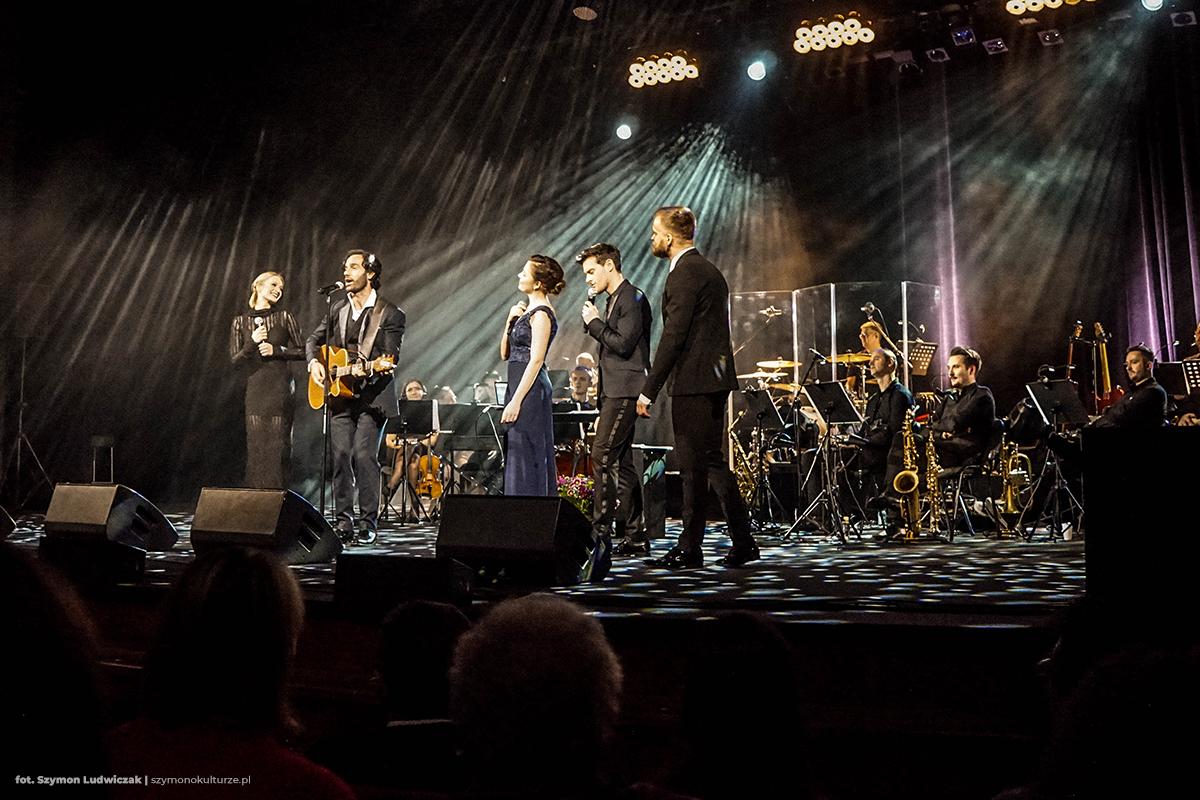 Paulina Janczak, Ramin Karimloo, Jakub Wocial, Maciej Pawlak, Natalia Piotrowska| The best of Broadway