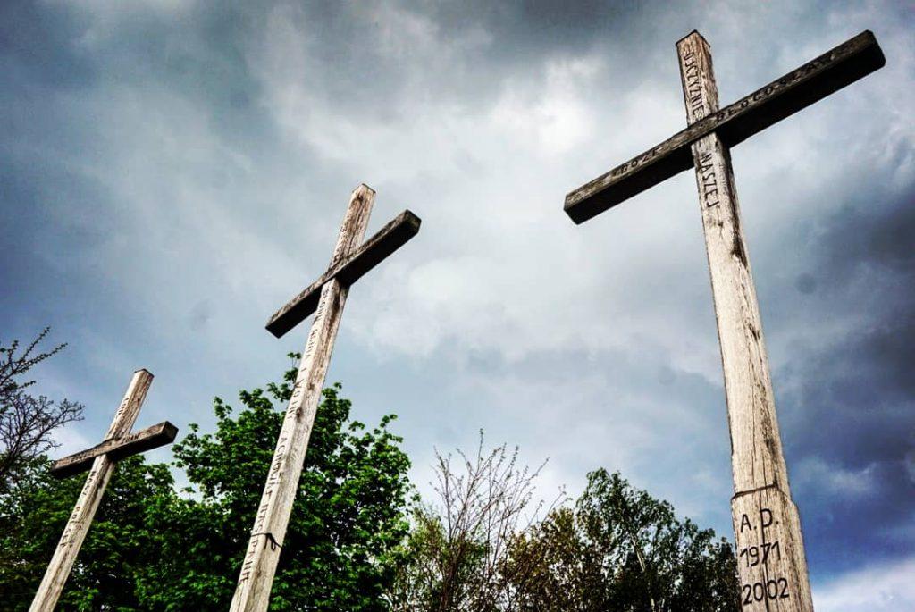 Góra Trzech Krzyży wKazimierzu Dolnym