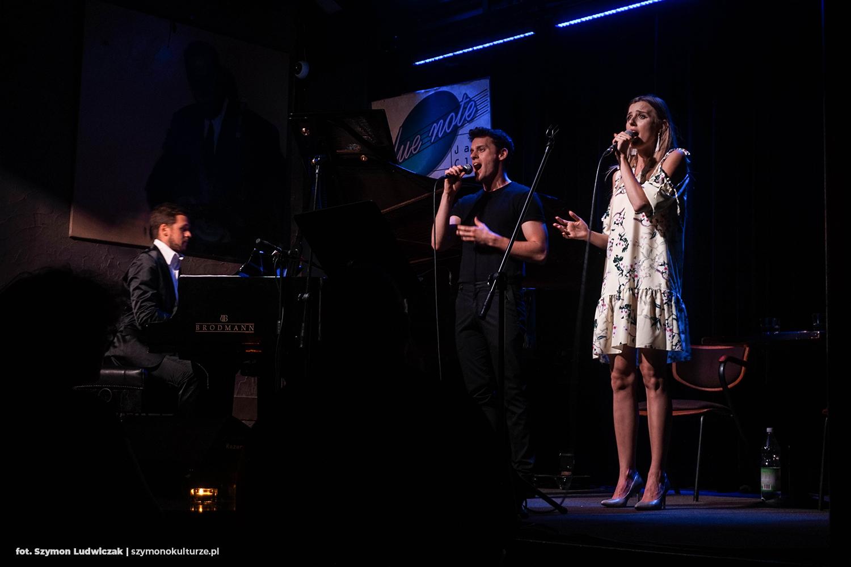 Jacek Szwaj, Maciej Pawlak, Paulina Grochowska   Musicals and More