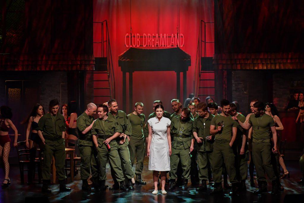 Miss Saigon w Teatrze Muzycznym w Łodzi | fot. Michał Matuszak