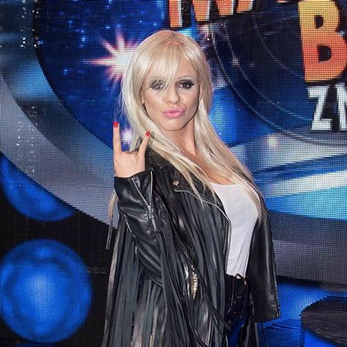 Maria Tyszkiewicz jako Doda