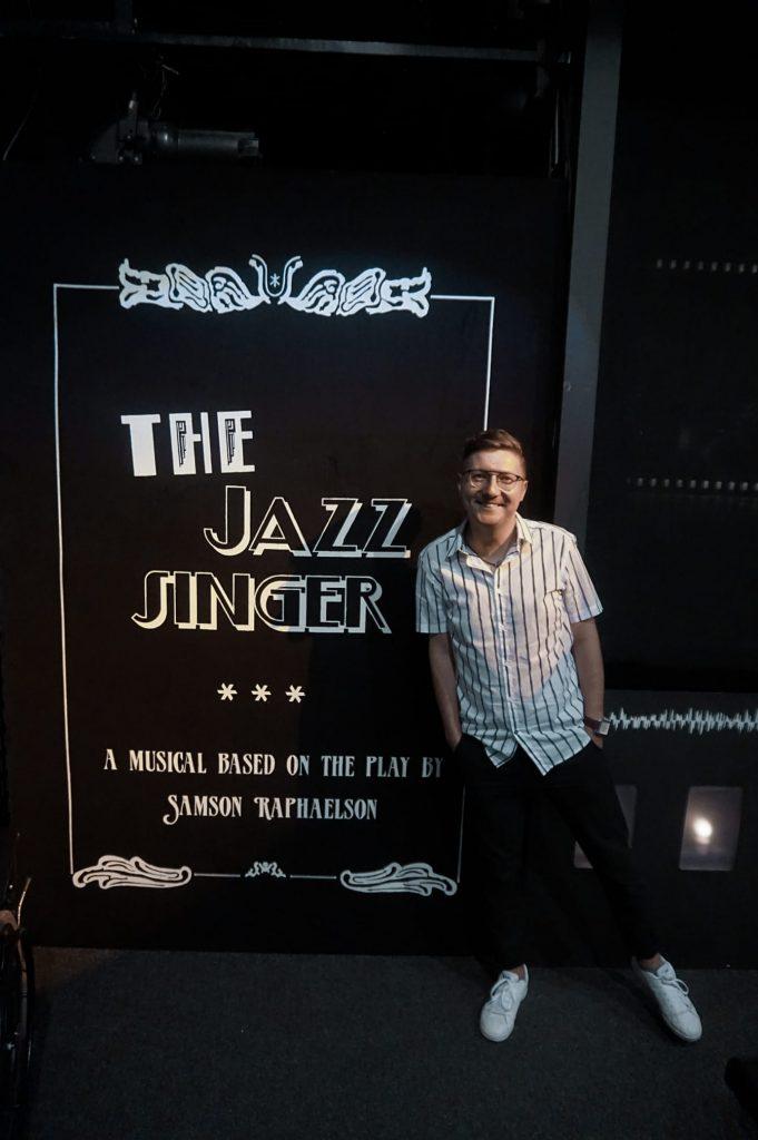 Śpiewak Jazzbandu | Teatr Żydowski